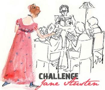challenge Jane Austen