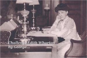 challenge Edith Wharton