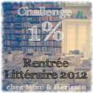 challenge 1% littéraire 2012