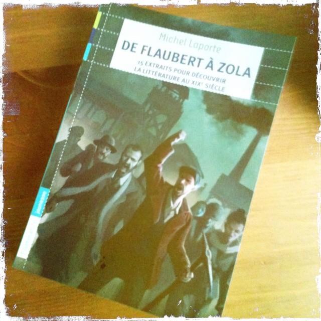 laporte de Flaubert à zola