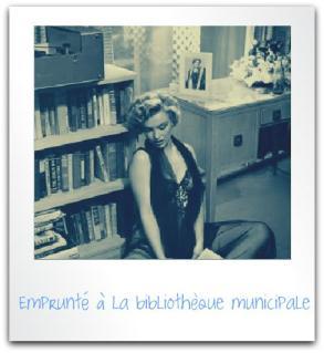 Marilyn bibliothèque