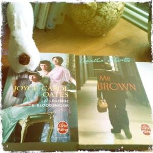 livres achats décembre 2012