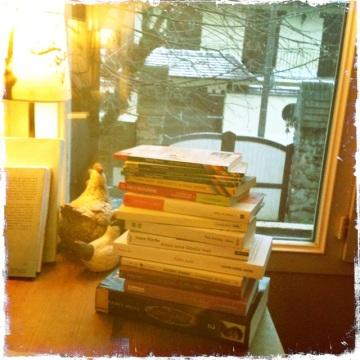 achat livres 14 janvier 2013