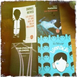 achat livres 25 janvier 2013 2