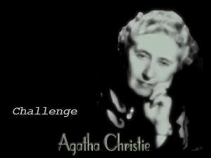 challenge Agatha Christie
