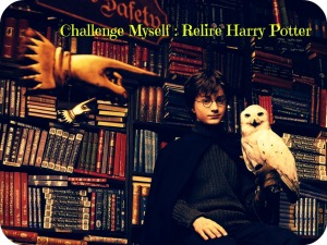 challenge Myself Harry Potter