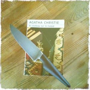 christie le couteau sur la nuque