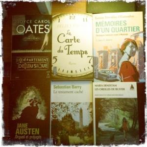 achat livres 16 février 2013 La Griffe
