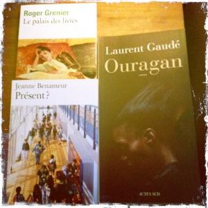 achats livres 16 février 2013 l'éclectique