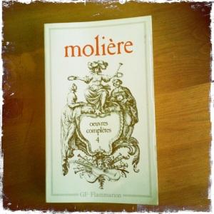 Molière les femmes savantes oeuvre complète 4