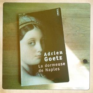 Goetz la dormeuse de Naples