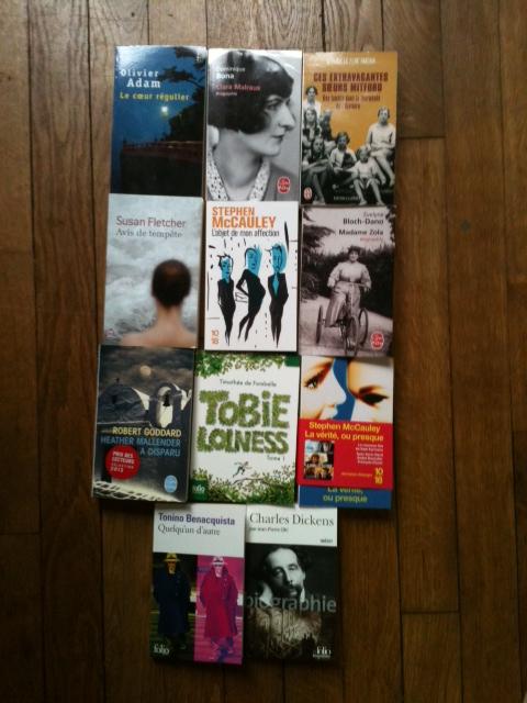 achat livres juin 2013 saint-maur en poche