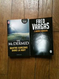 achats livres patrice juin 2013
