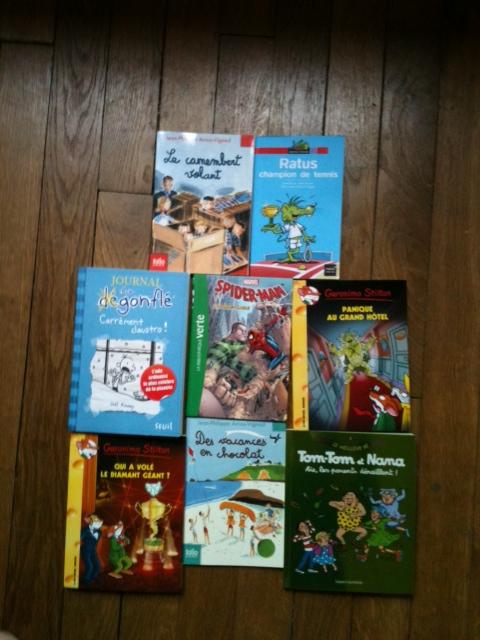 achats livres saint-maur en poche antoine juin 2013