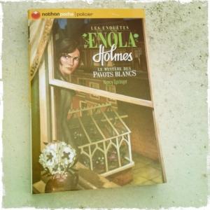 springer Enola Holmes T.3