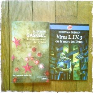 achats livres août 2013