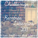 challenge 1% littéraire 2013