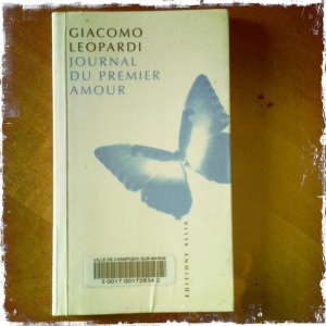 leopardi journal