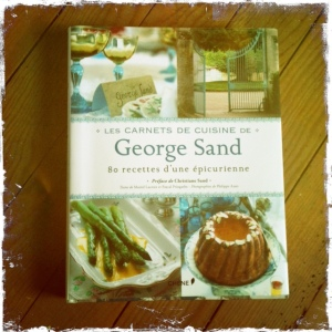 sand carnets de cuisine