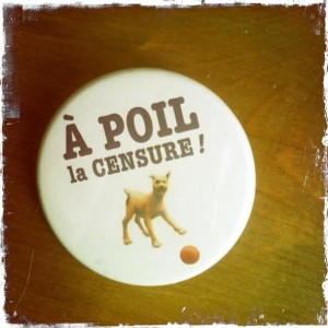 A poil la censure !