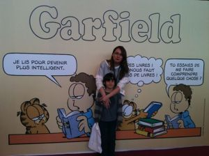 SDL 2014 Garfield
