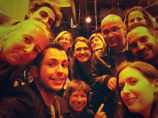 SDL 2014 rencontre blogueurs selfy