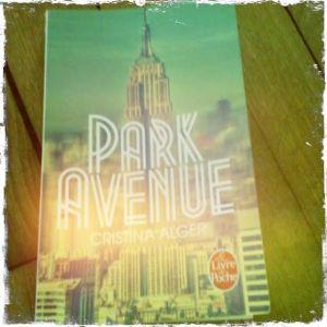Alger park avenue