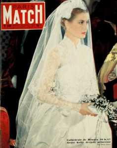 grace kelly mariage match