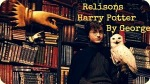 challenge relisons Harry Potter