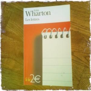 wharton lettres