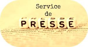 logo service de presse