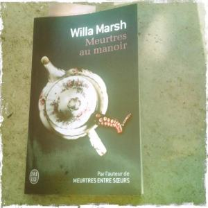 marsh meurtre au manoir