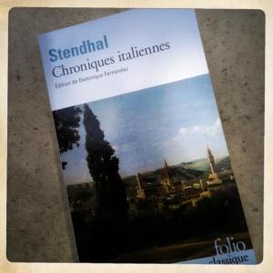 Stendhal chroniques