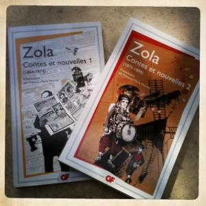 Zola nouvelles