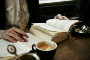livre note café