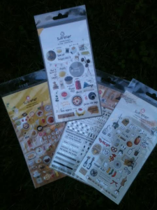 stickers planches