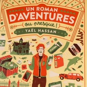 Hassan roman d'aventures
